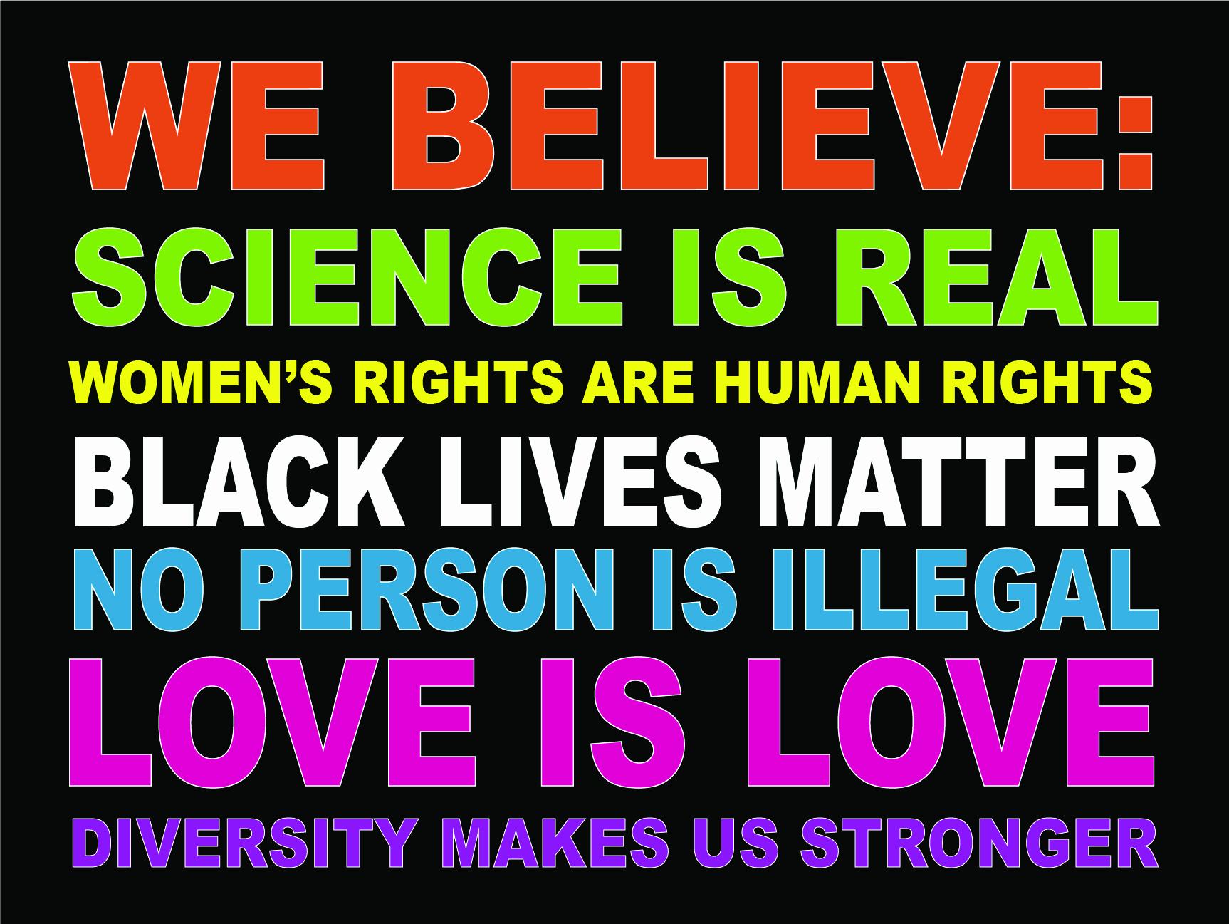 We Believe 10