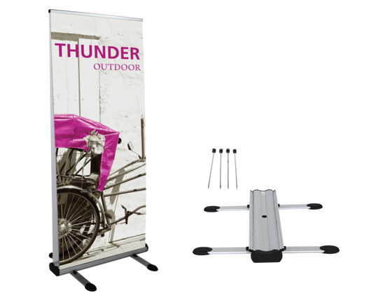 Thunder Outdoor Retractable