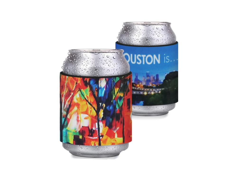 Koozie Beverage Insulator full color