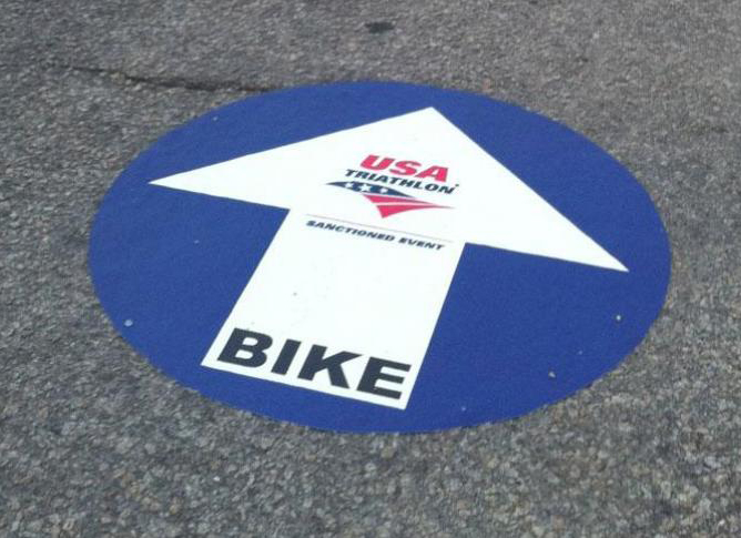 Concrete and Asphalt Decals