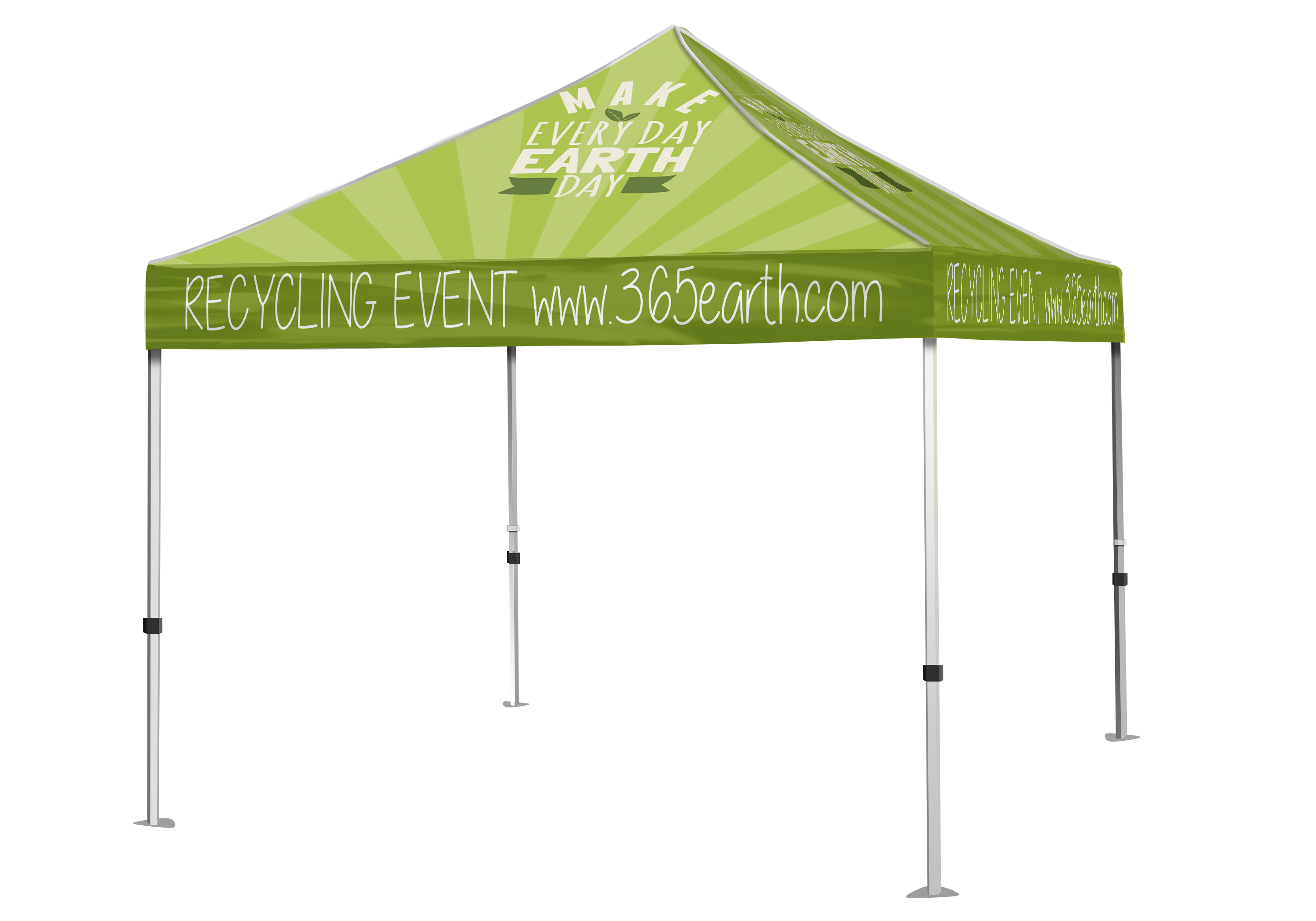 Full Color Event Tents