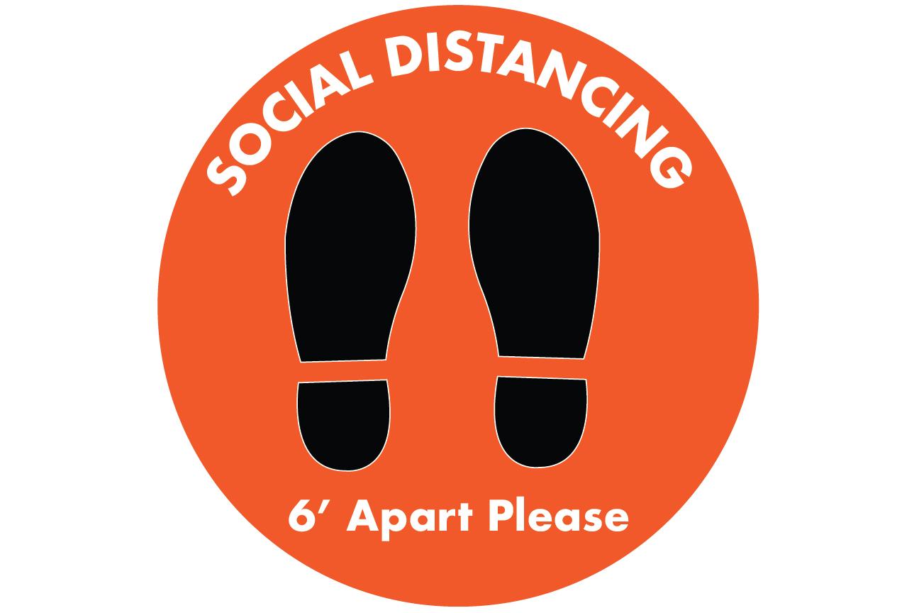 Social Distancing Decals 04